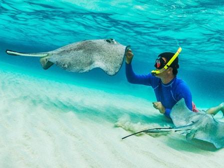 PADI Advanced Open Water Course, Belize