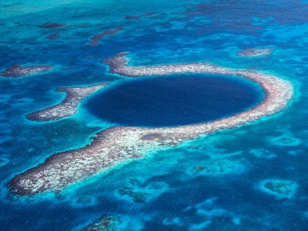 Blue Hole Belize Diving Tour