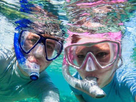 Blue Hole Snorkeling Tour, Belize