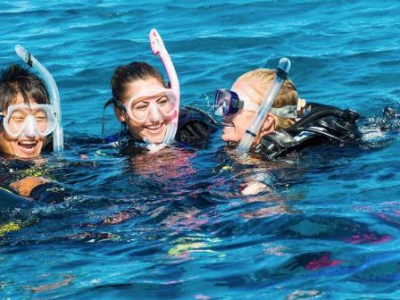 PADI Padi Discover Scuba Diving Course, Belize