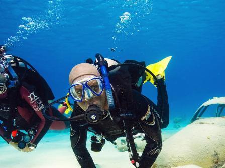 PADI Master Scuba Diver Course, Belize