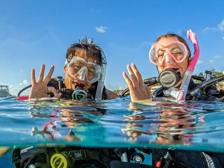 PADI Open Water Textbook Course