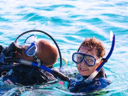 PADI Rescue Diver Course, Belize