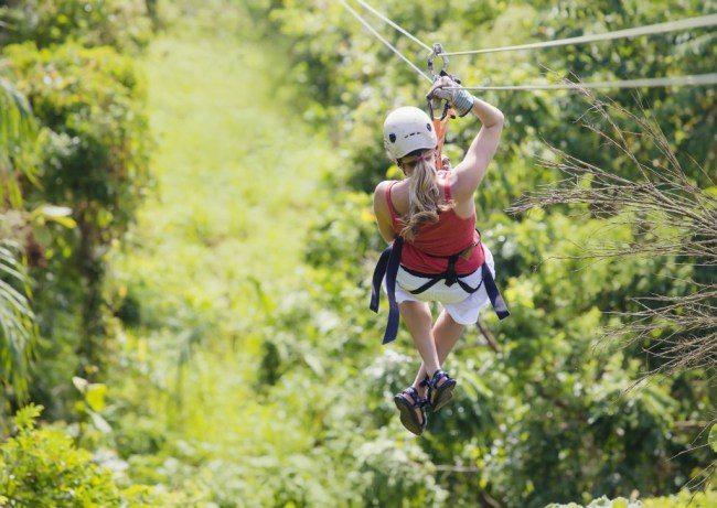 Belize Zipline Xunantunich Tour